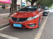 本田 杰德 2014款 1.8L CVT豪华版 5座