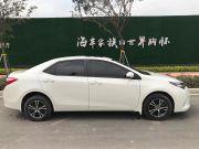 丰田 雷凌 2016款 1.6G-L CVT领先版